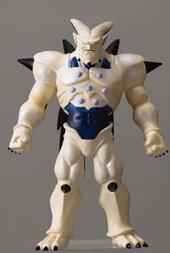 Bandai Soul of Hyper Figuration GT part 1 Figure Color version May 2006 Omega Shenron