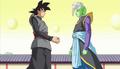 Black Goku et Zamazu du futur