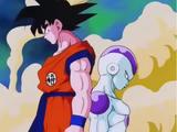 Son Goku vs. Freeza forma original