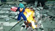 Vegetto Blue Espada de Espiritu Final