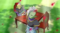 Zamasu Humans is evil