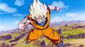 GokuStrugglingInTheFight