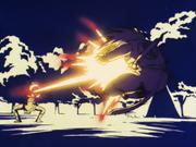 Goku Hit by Tao's Dodon-Pa 06.13