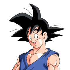 Son Goku Dragon Ball GT.