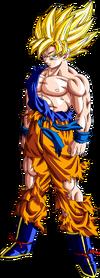 Goku ssj1 by maffo1989-d4hkbeq