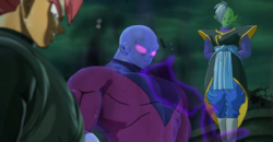 Supervillain jiren