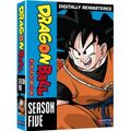 Dragon Ball- Season 5 Cover Art