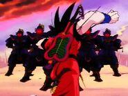 EP152DB Goku VS Los Guardianos