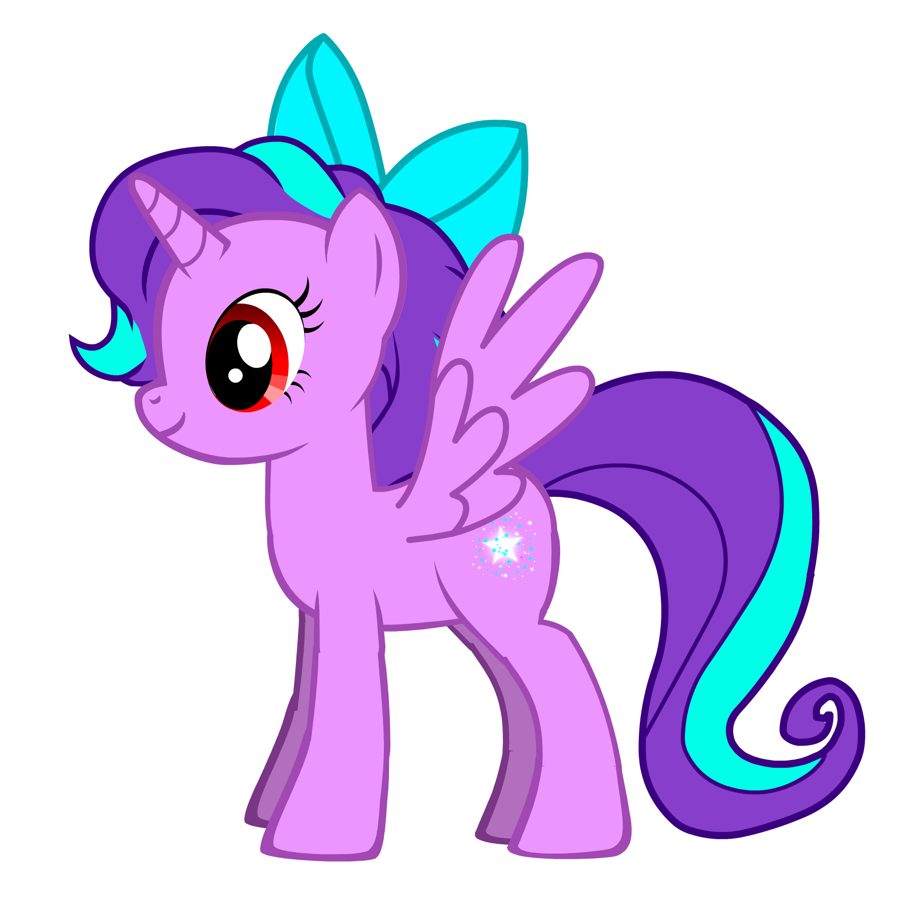 image evening starlite my little pony fim fan characters 27972207