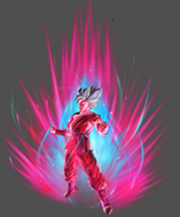 Goku(SSB Kaio Ken)XV2