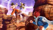 Goku vs Vegeta(DBX)