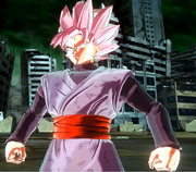 Super Saiyan Rose Ginyu
