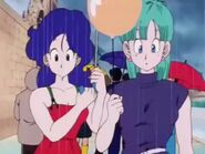 DB Lunch y bulma de jóvenes