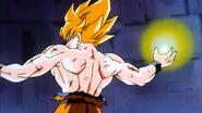 Goku's Death Blast 2 (Return of Cooler)