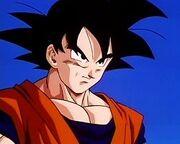Goku reveals the bad news