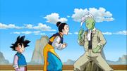 Goten Chi-Chi Goku (Goku Black's Timeline) ep. 61