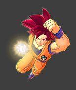 SSGOD Goku