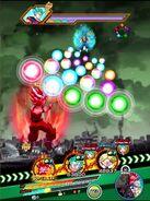 SSJ Kaioken Dokkan Gameplay