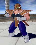Soldado de Freezer - Bluak (Budokai Tenkaichi 3)