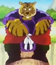 Tigre Bandito - Goku e la sicurezza stradale