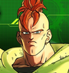 Androide 16 XV2 Personaje