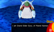 DB Fusions NPCs Grand Elder Guru (Introduction)