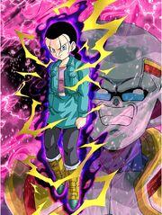 Dokkan Battle Boss Videl Possessed (GT) card (Story Event DBGT Baby Saga Finale)