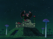 Goku Scimmione