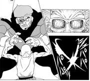 Kahseral contro Muten - manga