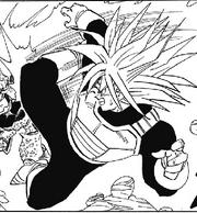 Trunks du Futur - Super Saiyan (Manga) 03