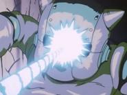 Goku ataque luud