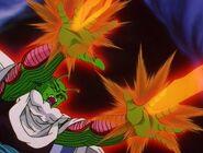 Piccolo abriendo el portal