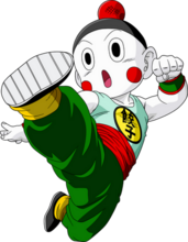 Render Dragon Ball Z chiaotzu m9