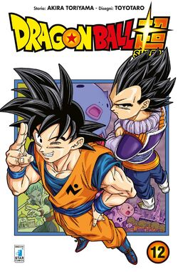 Volume 12 (DBS) Cover IT