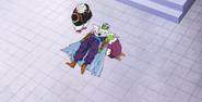 Dende, Mr Popo y Piccolo