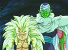 Ilusión de Gotenks junto a la de Piccolo