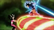 Son Goku vs Kafla