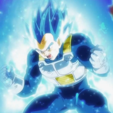 Super Saiyan Blue Shinka-E