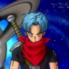Trunks in Super Dragon Ball Heroes: Universe Mission.
