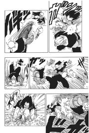 Android 17 vs Piccolo