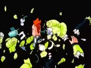 Androide Número 16 destruido