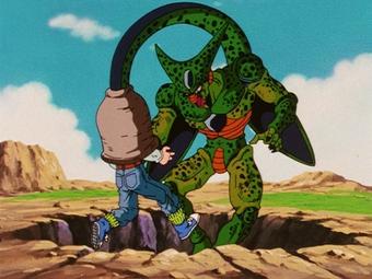 Say Goodbye, 17 | Dragon Ball Wiki | Fandom