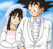 Chichi 20goku 20married 1 super