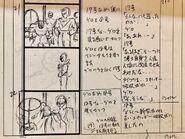 Storyboard DBZ 134