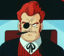 Commander Red Saga