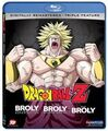 Dragonball Z Triple Feature