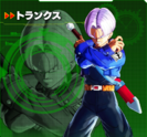 Future Trunks XV2 Character Scan