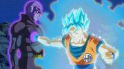 Goku contro Hit anime