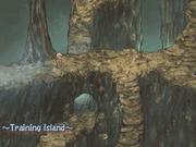 Training Island Arrival