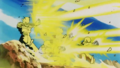 Z-Fighters blast Super Perfect Cell